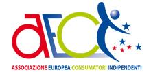 A.E.C.I. LAZIO | ASSOCIAZIONE EUROPEA CONSUMATORI INDIPENDENTI