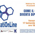 Webinar #tutelationline 17.09.21: Come il gioco diventa dipendenza